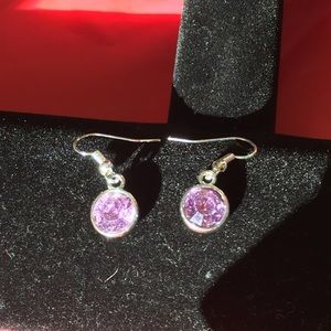 Tanzanite Gem Earrings